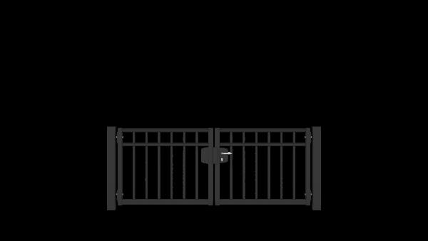 Gartentor-Set BASIC