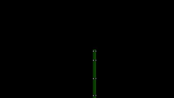 Eckpfosten mit Klemmplatte für 1030 mm Doppelstabmattenzaun BERLIN - 60x60 mm - RAL 6005 Moosgrün