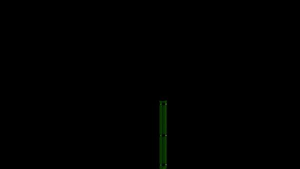 Eckpfosten mit Abdeckleiste für 830 mm Doppelstabmattenzaun BERLIN - 60x60 mm - RAL 6005 Moosgrün