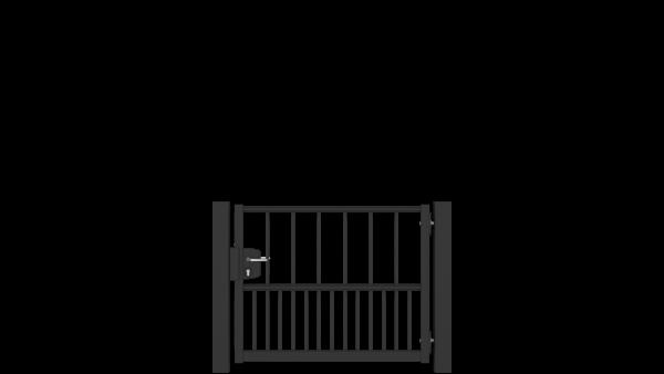 Gartentür-Set BASIC