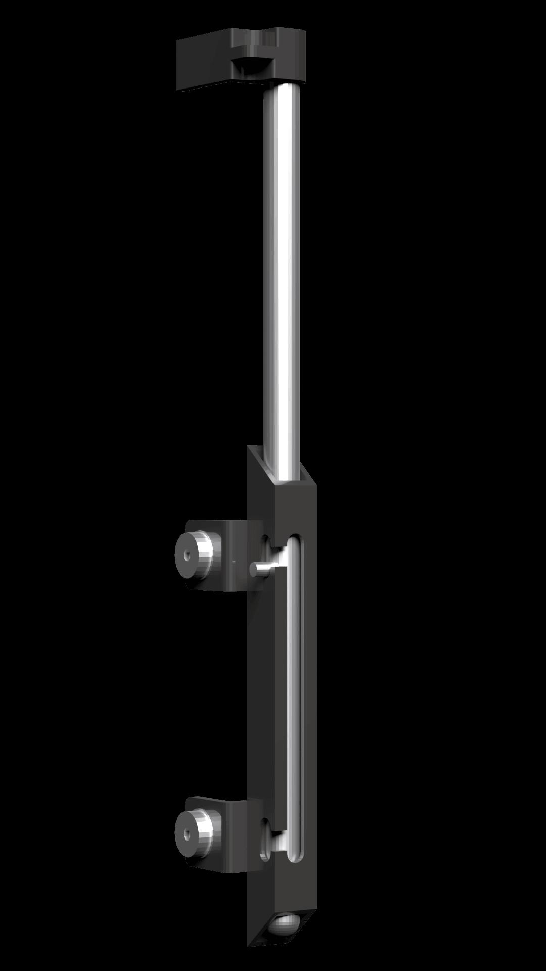 torriegel bgf aus stahl und aluminium zur schraubmontage und